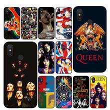 Queen Freddie Mercury Collage TPU Phone cases for Xiaomi Redmi GO 4 5 6 7 Pro 4A 4X 5A 5Plus 6A Back cover(China)