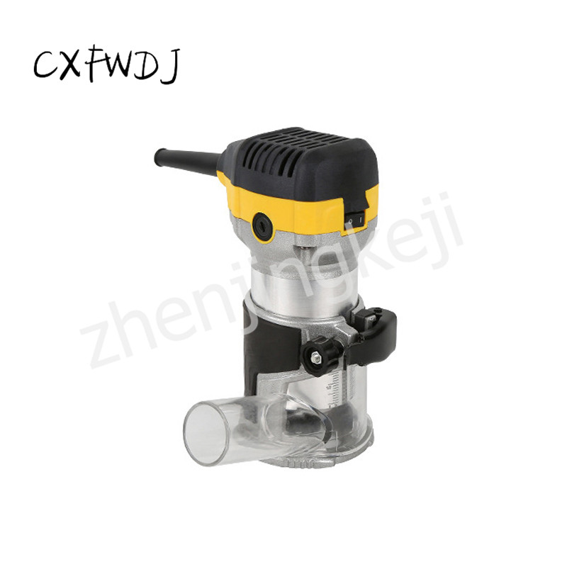 Electric Trimming Machine 750W High Power Woodworking 220V Multi-function Cutting