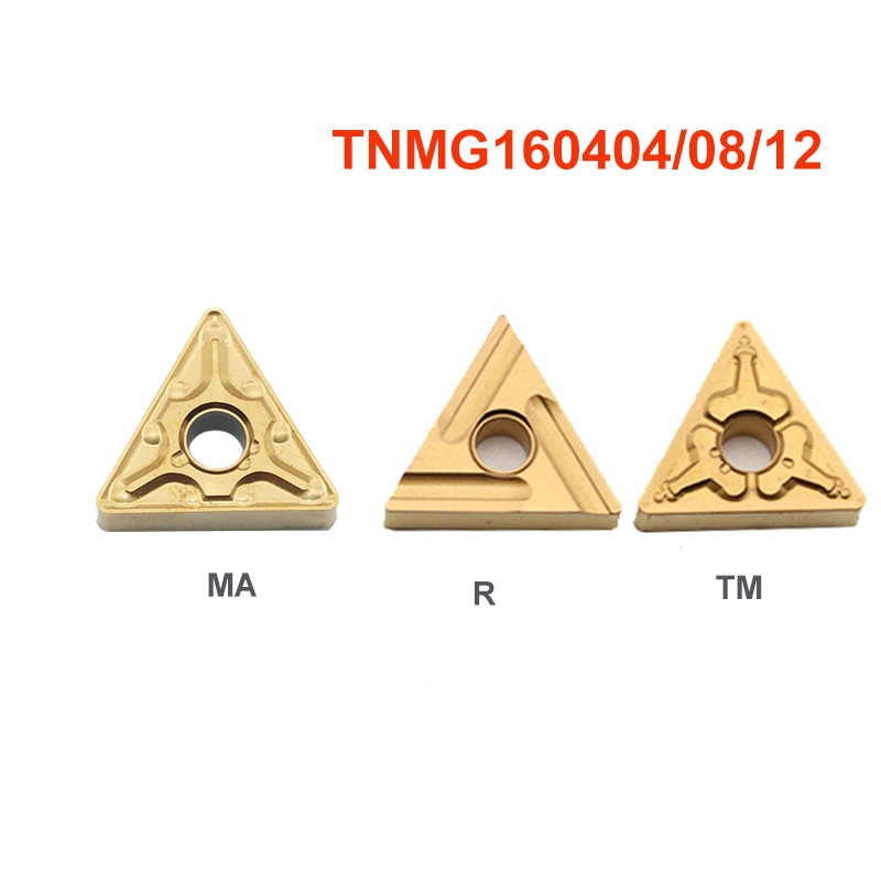TNMG160408 TM MA R S T9125 High Quality Tungaloy Carbide Inserts External Turning TNMG 160404 CNC Lathe Tool Free Ship For Steel