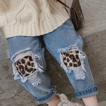 Girls' Japanese Style Jeans