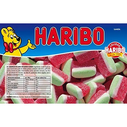 Haribo Pasteque 1.0 Kg