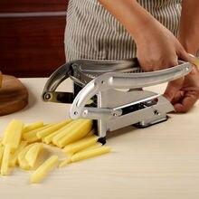 Нержавеющая сталь картофель фри резки картофеля овощерезка dicing