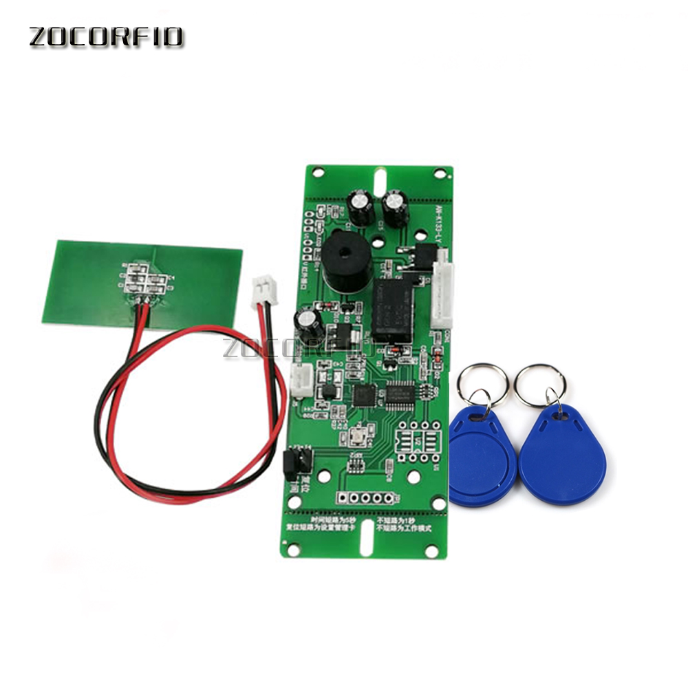 Embedded Intercom Module Board RFID Board Proximity Door Access Control System Intercom Module Board