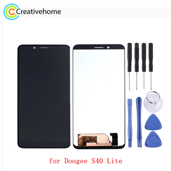 Original Touch Panel + LCD Full Assembly for Doogee N20 / Doogee N100 / Doogee S40 Lite / Doogee S68 Pro / Doogee S90 Pro фото