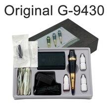 Хит продаж, Тайваньская гигантская ручка для перманентного макияжа sun G 9430, для бровей, губ, тату машинка с иглой для татуировки, бесплатная доставка