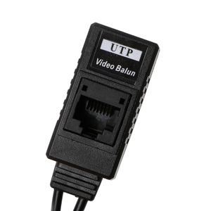 Image 3 - BNC כדי RJ45 פסיבי וידאו כוח + אודיו Balun משדר עבור טלוויזיה במעגל סגור מצלמה