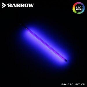 Image 5 - Barrow 12V Glass Water Tank Light Component T Virus Reservoir UV White LED Light ,STCUDT V2