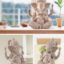 Горячая Распродажа Ганеш Ганеша Красивая статуя скульптура Статуэтка Индус удачи Бог