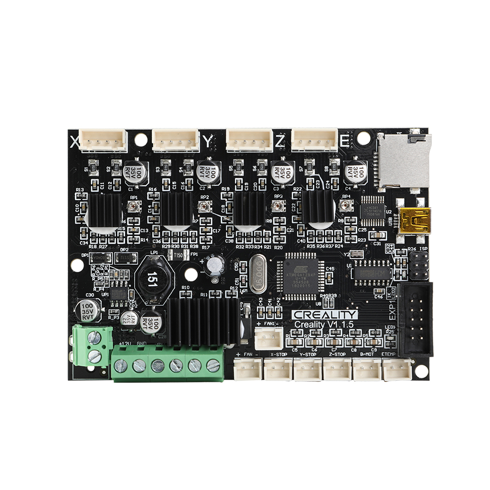 Creality 3D Control Board Mother Board V1.1.5 Silent Mainboard For Ender-3 / Ender-5 DIY Self Assembly Desktop Kit 3D Printer