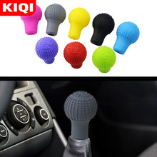 Cover Sleeves Head-Knob Mt-Shift-Knob-Covers Gear Shift Case Car-Styling-Accessories