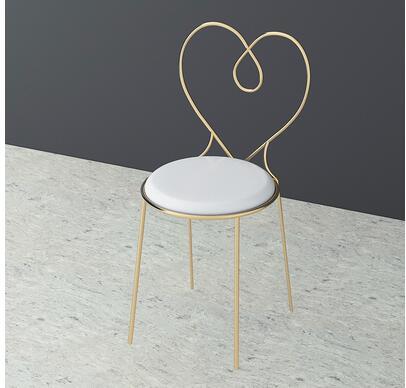 Чистый красный мраморный Маникюрный Стол И Набор стульев, одиночный двойной золотой железный двухэтажный Маникюрный Стол, простой и роскошный светильник - Цвет: 1