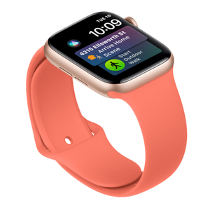 Sport Silicone Strap For Apple Watch ban