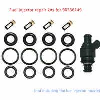 Free Ship Wholesale 4sets Repair Kits For Fuel Injector 90536149 5WK93151 for Opel Astra H Caravan / GTC Opel Zafira 1.8 A/B