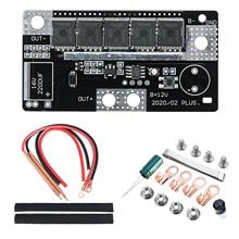 Spot-Welders Circuit-Board Welding-Machine PCB 12V for 18650 26650 Storage Battery DIY