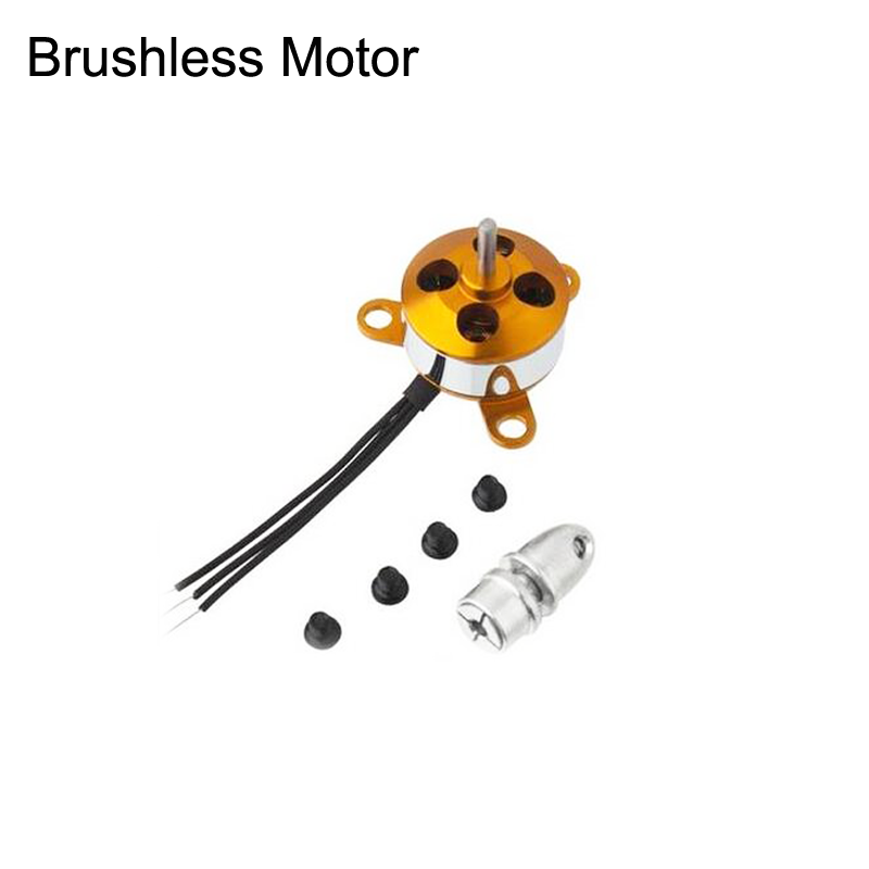 1PCS Micro Brushless Motor 2200KV 9G Electric Machine Aerial Model For A1504 FPV Racing RC Drone Quadcopter Parts