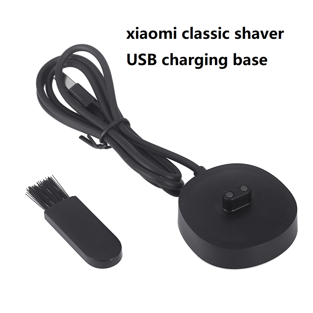 Xiaomi Electric Shaver Mijia Razor Shaving beard Machine for Men Dry Wet Beard Trimmer Rechargeable washable 3D head Dual Blades 6