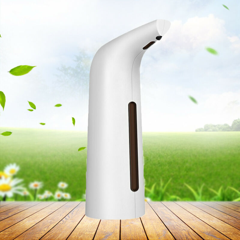 Touchless Soap Dispenser Battery Operated Electric Automatic Soap Dispensing