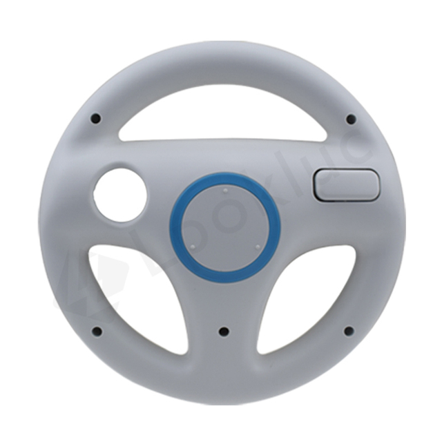 1pcs Mulit-colors Mario Kart Racing Wheel Games Steering Wheel for Wii Remote Game Controller