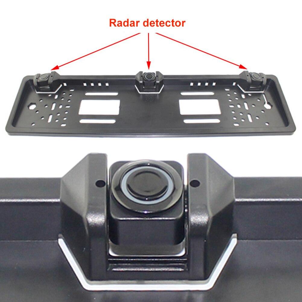 Detektor Hintergrundbeleuchtung Unterstützen Auto Zubehör Keine Bohrer Alarm Auto Parkplatz Sensor Led Einfach Installieren Umkehr Radar Parktronic Backup