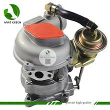 Турбокомпрессор VZ21/RHB31 для небольшого двигателя 100HP, турбокомпрессор Rhino для мотоцикла ATV UTV