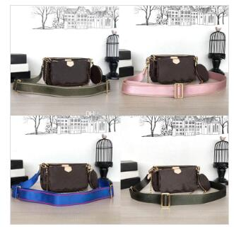 New Mahjong Bag, One Shoulder Messenger Bag, 2020 Fashion, All-around Bag, Leisure And Entertainment Bag Three Piece Package