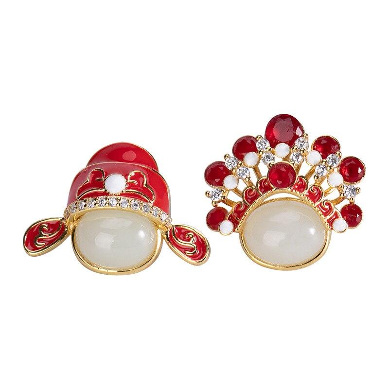 Mode boucles d'oreilles 2020 chine Style boucles d'oreilles pour les femmes suspendus boucles d'oreilles goutte boucle d'oreille bijoux modernes