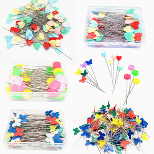100PCS Multiple styles Dressmaking Pins Embroidery Patchwork Pins Accessories Tools Sewing Needle DIY Sewing Accessories 5BB5704(China)