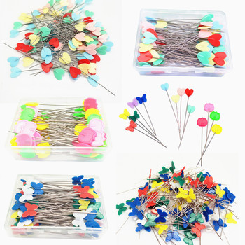 100PCS Multiple styles Dressmaking Pins Embroidery Patchwork Pins Accessories Tools Sewing Needle DIY Sewing Accessories 5BB5704