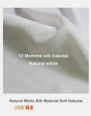 100cm * 135cm elegante material de seda