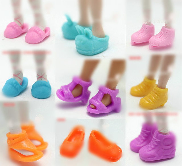 Shoes for Blyth doll Size can be chosen for 1/6 blyth dolls shoes 1