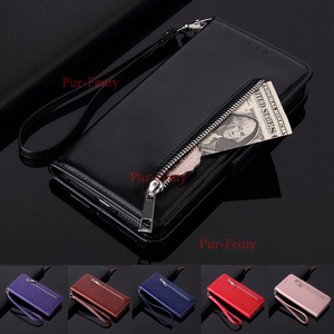 Flip Capa Card Slots Phone Bag