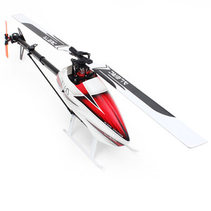 Image 4 - ALZRC   Devil X360 FBL Super Combo KIT Frame RC Helicopter Airplane for GAUI X3