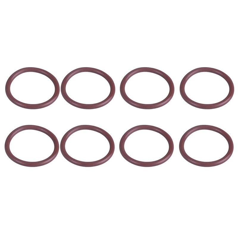 6.0L Powerstroke crudo de alta presión de aceite riel Ball Tube O anillos 2003-2010 12V 60W aceite/petróleo crudo líquido Extractor Scavenge bomba de transferencia de intercambio bomba de transferencia de succión + tubos para Auto coche bote Mot