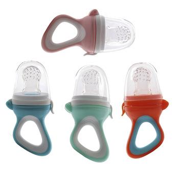 Gryzak dla niemowląt smoczek dla niemowląt karmienie piersią smoczek dla niemowląt gryzaki dla niemowląt gryzak dla niemowląt gryzak dla niemowląt gryzak dla niemowląt pielęgnacja jamy ustnej Girl Boy tanie i dobre opinie Pojedyncze załadowany Silikon Inne produkty do pielęgnacji zębów Lateksu Nitrosamine darmo Ftalanów BPA za darmo 7-9 miesięcy