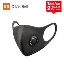 Xiaomi – masque connecté smartmi PM2.5, avec Valve de ventilation, Anti-brume, ajustable, Design 3D, léger et respirant, à la mode