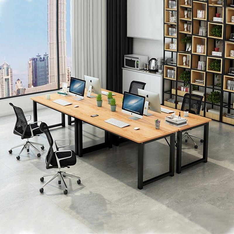 Home Desktop Computer Desk Bedroom Modern Minimalist Single Double Simplicity Desk Office Desk Dormitory Desk Table