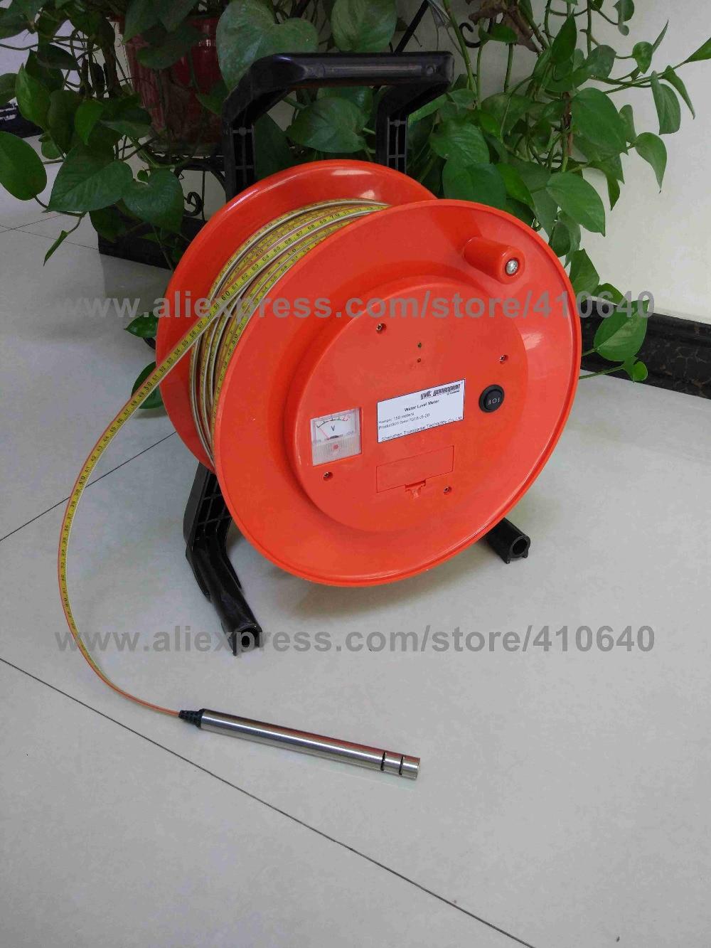 150m()  Steel Ruler Water Level Meter  (5)