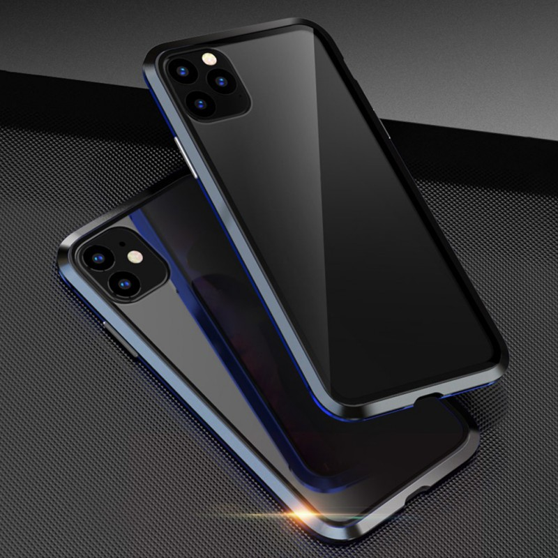 Magnetic Transparent Phone Case