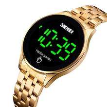 Digital Sport Watch Stainless steel Men's Watches Top Brand