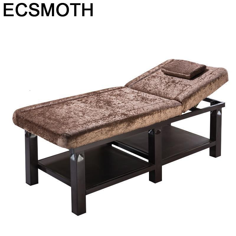 Foldable Cama Beauty Mueble Tattoo Tafel Para Envio Gratis Furniture Salon Camilla Masaje Plegable Table Chair Massage Bed