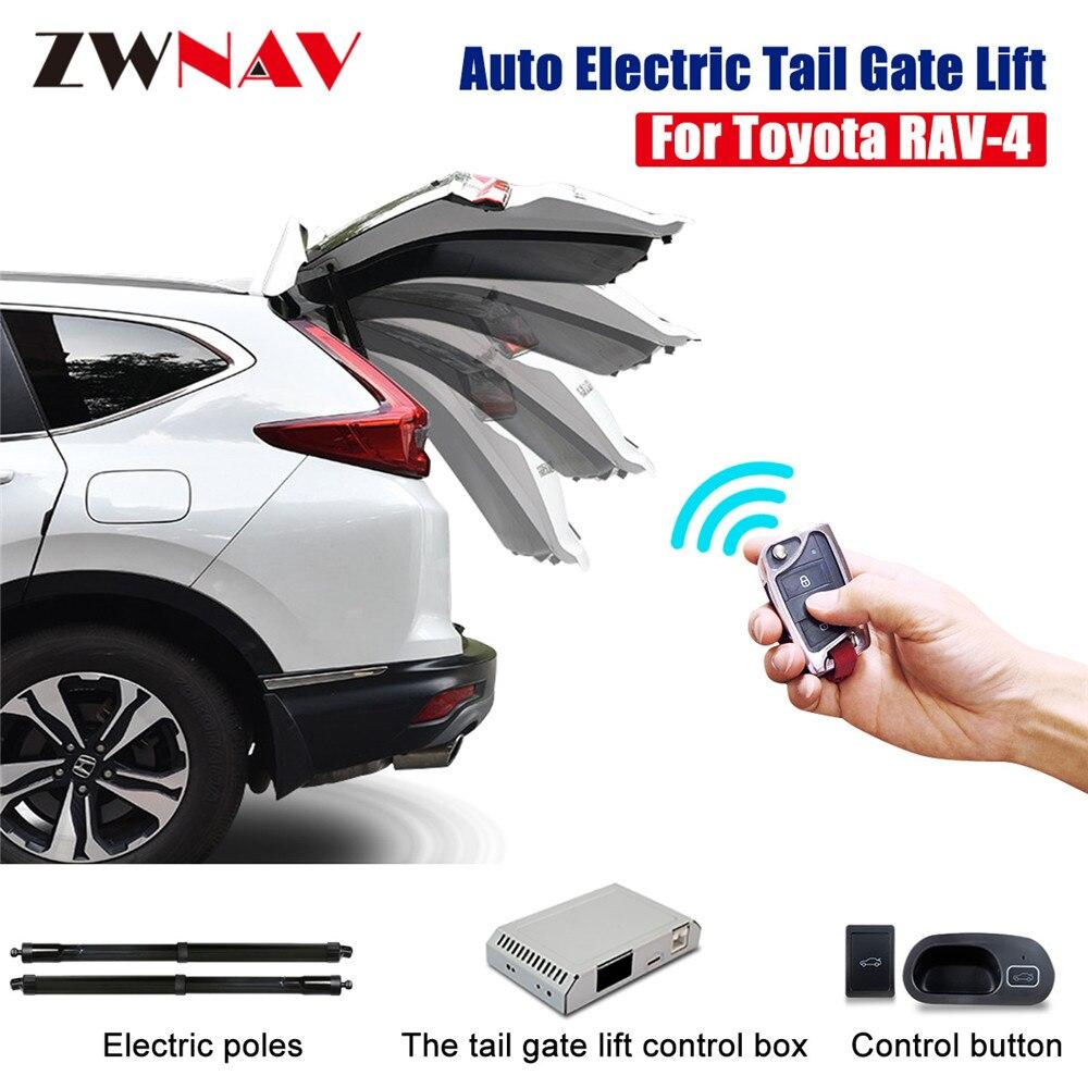 Elevador eléctrico para puerta trasera inteligente fácil de instalar para Toyota RAV4 2013-2018 con Control remoto