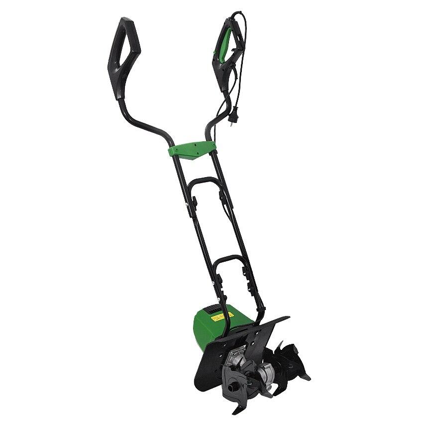 Tools : TLEG-01A Mini Tiller Electric Plough Machine Cultivator nbsp Scarifier Garden Household Soil Ploughing Digging Loosening Equipment