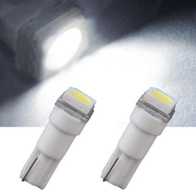 12 個スーパーホワイト led インテリアライトパッケージキット T10 & 42 ミリメートル花綱電球