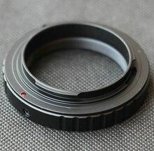 Кольцо адаптер для объектива T2 T, крепление для Canon, Nikon, Sony, DSLR, NEX, E, A6500, A7, A7R, M4/3, GH4, GH5, Pentax, PK, Olympus, OM