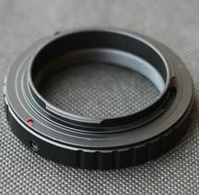 T2 T Mount Objektiv Adapter Ring Für Canon Nikon Sony DSLR NEX E Berg A6500 A7 A7R M4/3 GH4 GH5 Pentax PK Olympus OM Kamera