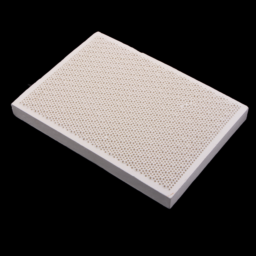 Ceramic Soldering Board Block  Proof Mat Plate Jewelry Making Tool 139mm
