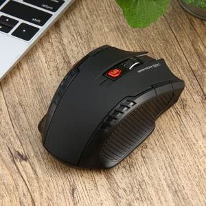 Optical-Mouse Usb-Receiver Play Office-Game WH109 Designed Portable Use-Plug with