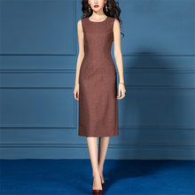 2020 New Fashion Spring Autumn Dress Suits Women Set Vintage Elegant Jacket Slim Dresses Formal Office Business Ladies Work Wear(China)