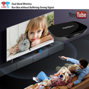 Image 3 - Amlogic S905X3 Android 9.0 TV Box 4GB 32GB 64GB 128G 2.4G&5.8Gwifi 4K 8K 24fps  Bluetooth Voice Assistan  Set Top Box