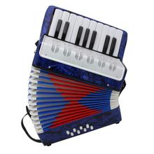 17 Key Professional Mini Accordion Educational Musical Instrument for Both Kids Adult
